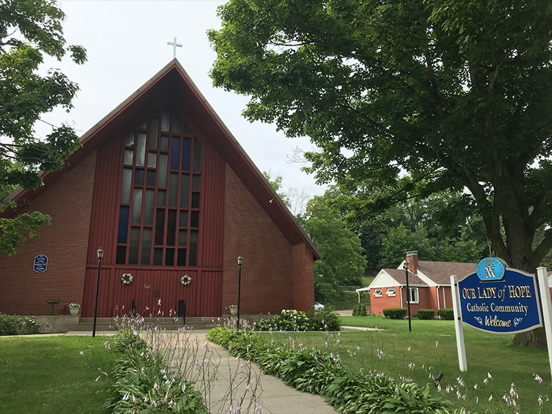 Parish of Our Lady of Hope :: Roman Catholic Diocese of Albany