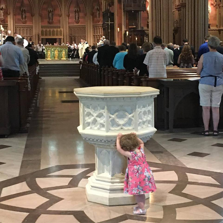 Girl at Holy Water Font.jpg