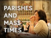 Parishes and Mass Times
